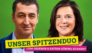 Spitzenduo Cem KGE